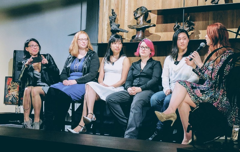 Call for speaker Women in Games France pour notre rencontre Networking de la Paris Games Week