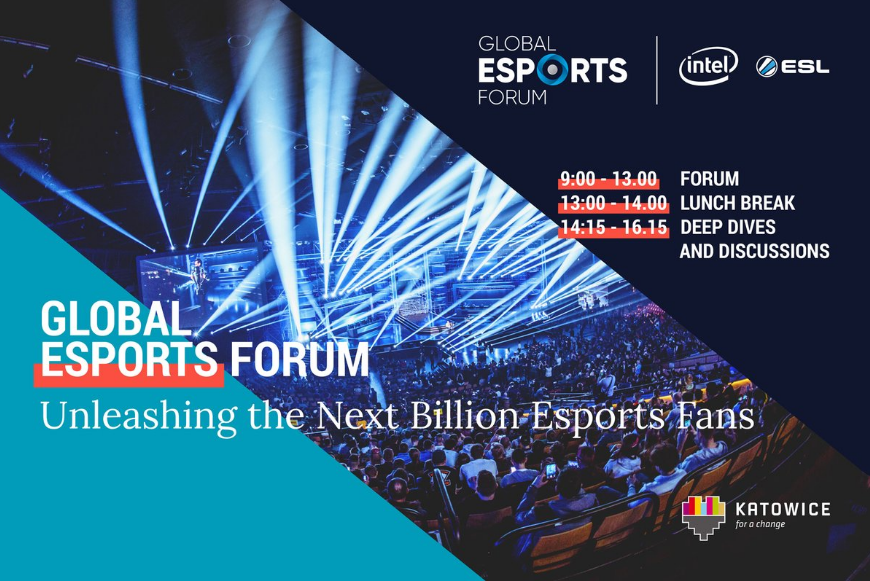 Women in Games France joining workshop at Global Esport Forum