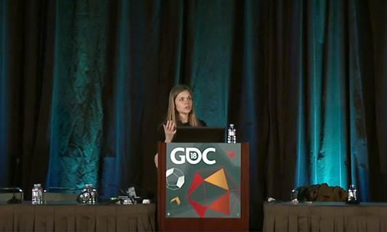 Mickaëlle Ruckert revient sur son intervention lors de la GDC 2018