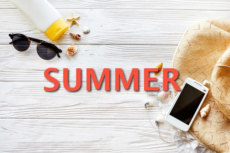 Newsletter juillet – août : l'actualité de l'été