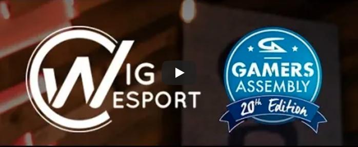 La Gamers Assembly, événement clef pour WIG Esport