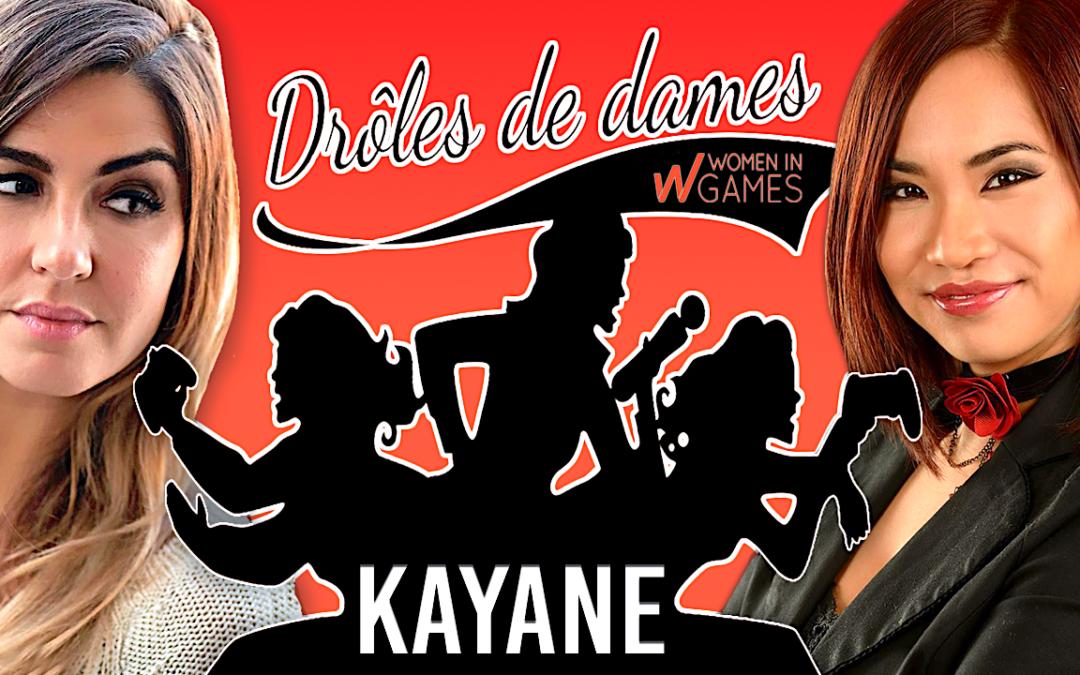 Lancement de l'émission Drôles de Dames de Carole Quintaine et chaîne de solidarité des femmes de l'industrie