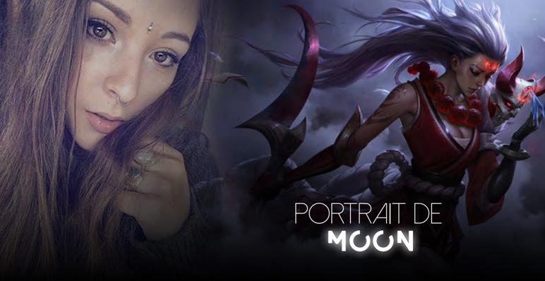 Portrait | Moon Phases, coach esportive
