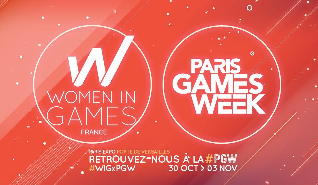 Newsletter d'octobre : les actions de la Paris Game Week dévoilées et nos projets de la fin de l'année