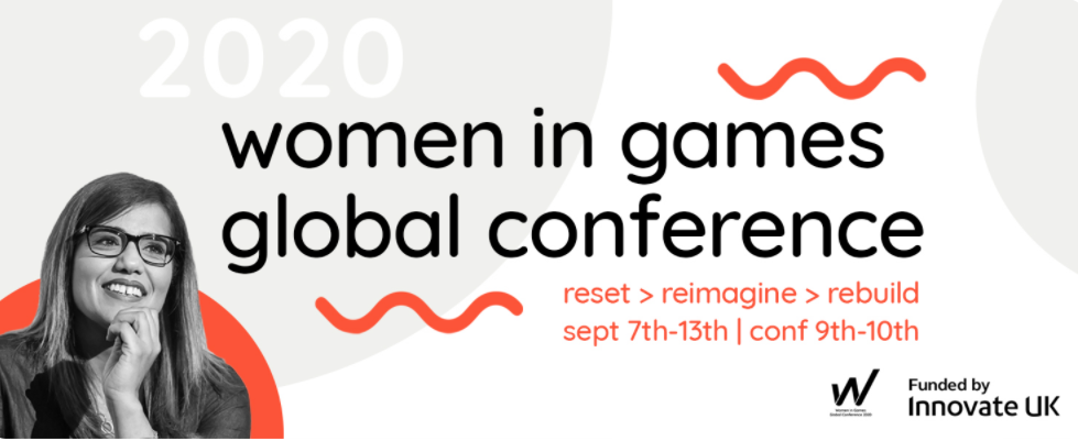 Women in Games Global Conference du 7 au 13 septembre