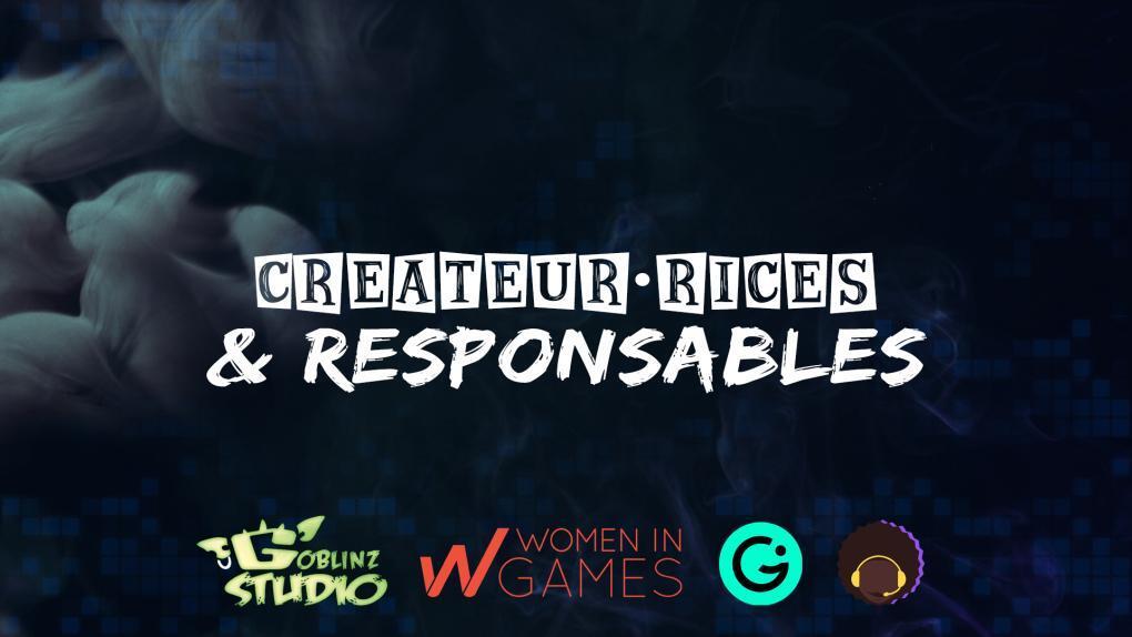Créateur·rices et responsables : interviews et mini-conférences en live