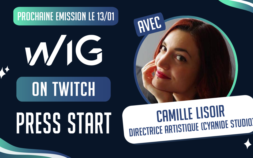 La chaine Twitch reprend du service avec Press Start !