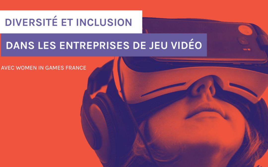 Women in Games France publie le Guide «Diversite & Inclusion dans les entreprises de jeux vidéo»