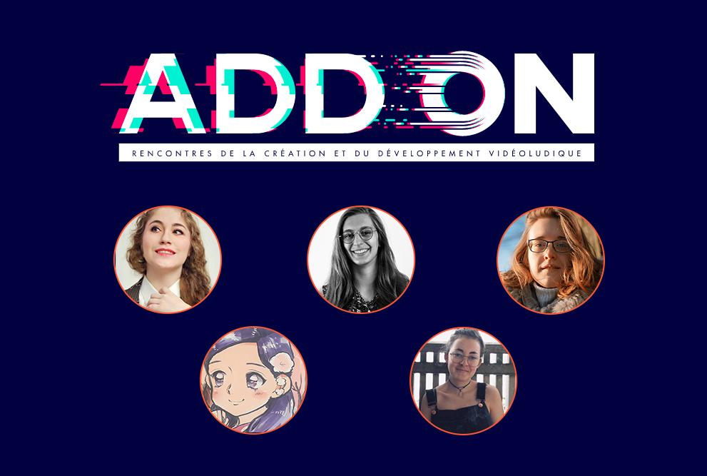 ADDON 2021 : portrait de nos sponsorisées !