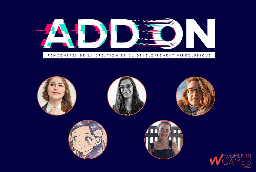ADDON 2021 : feedback des 5 femmes sponsorisées !