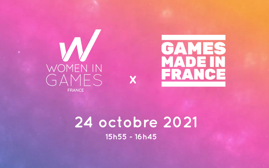 Nous participons de nouveau à Games Made in France